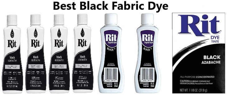 Best Black Fabric Dye