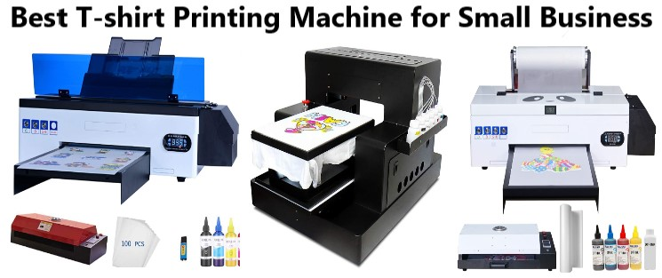 Best T-shirt Printing Machine for Small Business